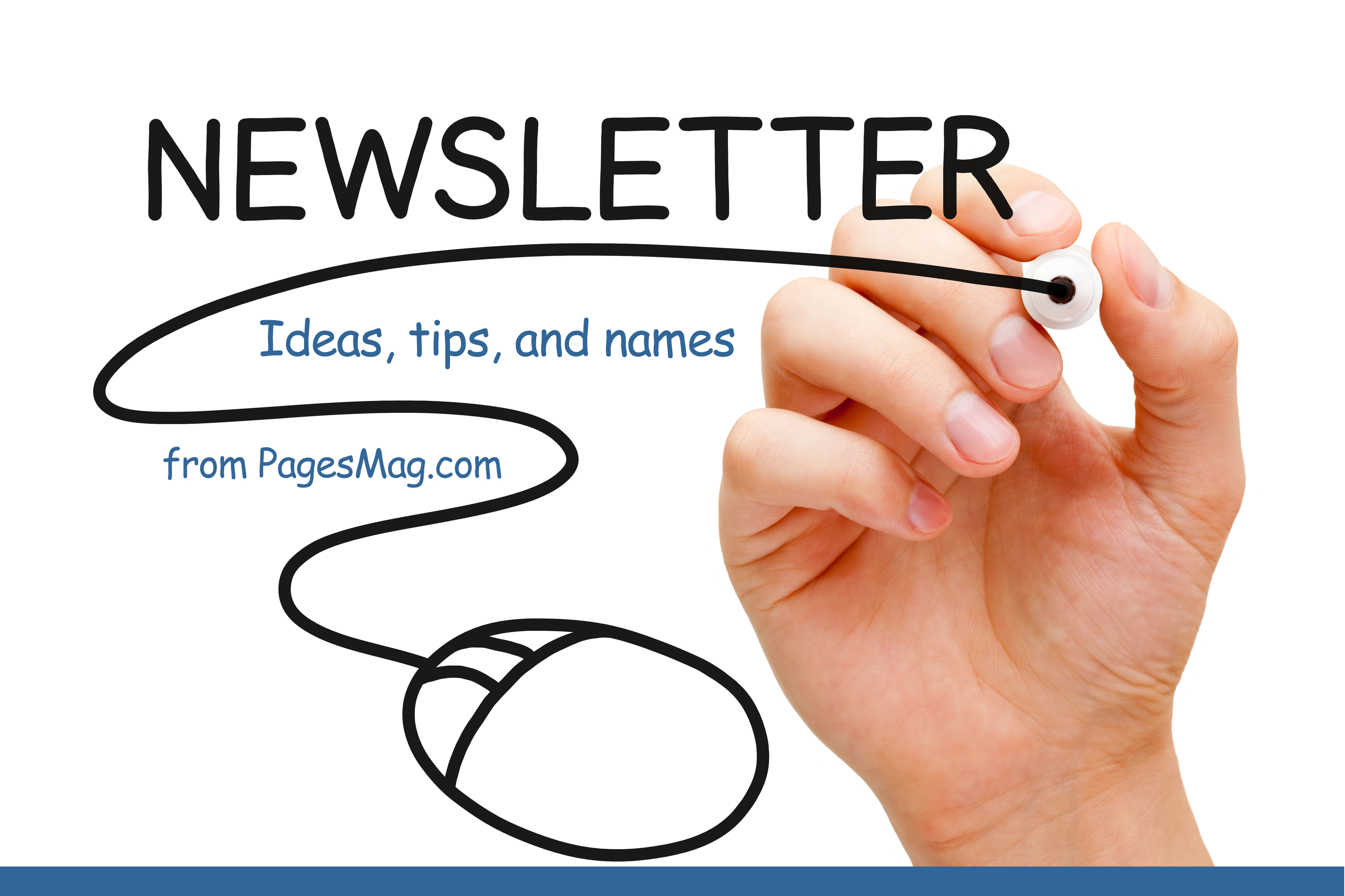 Newsletter name generator, How to name your newsletter