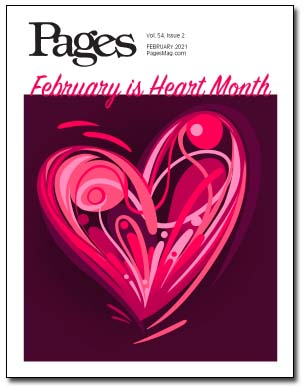 Heart month cover